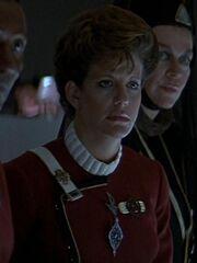 Admiral 3 im Föderationsrat 2286