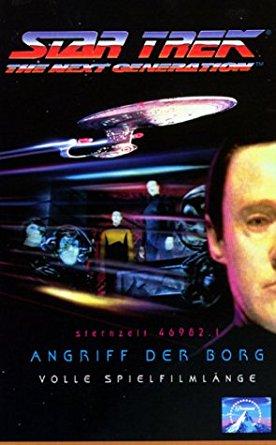 Angriff der Borg (VHS)