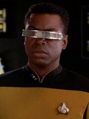 Hologramm von Geordi La Forge 2369