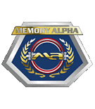 Memory Alpha original logo