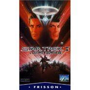 Star Trek l'ultime frontière (VHS)