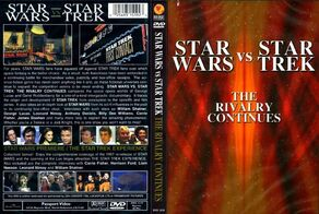 Star Wars vs. Star Trek The Rivalry Continues DVD cover.jpg
