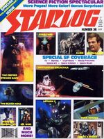 Starlog issue 036 cover