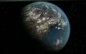 Terra Nova planet