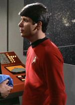 USS Enterprise transporter chief 2