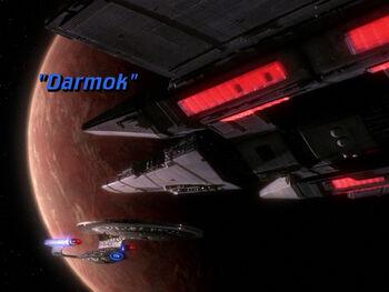 Darmok title card