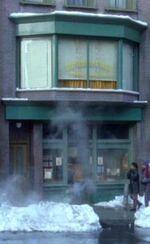 Alexandria Books, exterior