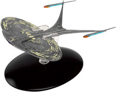 Eaglemoss USS Enterprise-J