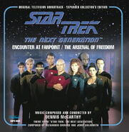 Encounter at Farpoint Arsenal Soundtrack