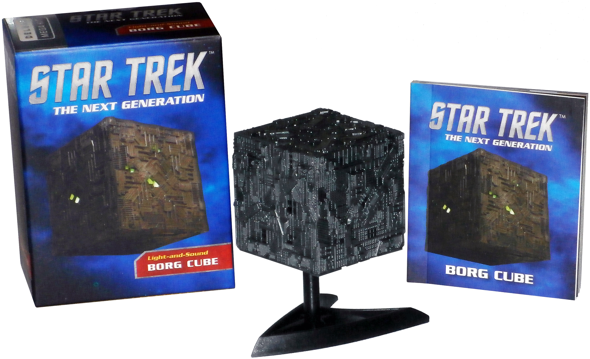 star trek light and sound borg cube memory alpha fandom powered