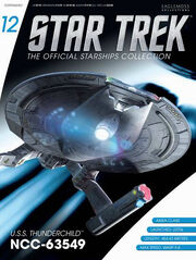 Star Trek Official Starships Collection Issue 12