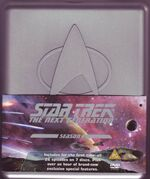TNG Season 6 DVD-Region 2