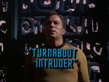 Turnabout Intruder title card