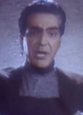 ...as a Bajoran bureaucrat