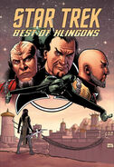 Best of Klingons 2013 cover