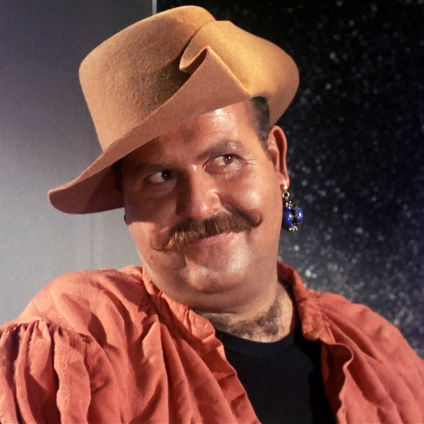 Image result for harry mudd star trek