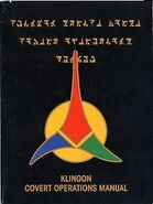 Klingon Covert Operations Manual
