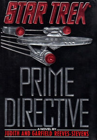 Prime Directive hardcover