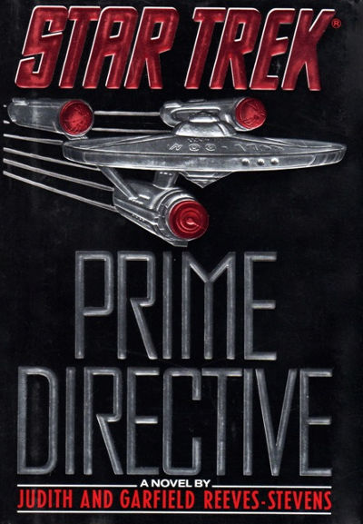 Prime Directive hardcover