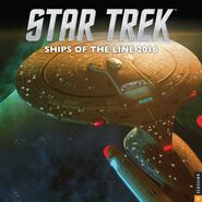 Ships of the Line 2016 cover