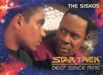 Star Trek Deep Space Nine - Season One Card084