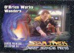 Star Trek Deep Space Nine - Series Premiere Card 28