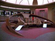 Brücke der Enterprise-D