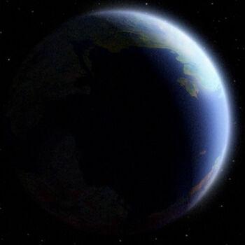 Haven from orbit