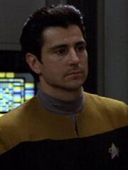 Lieutenant Ayala