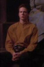 Male frame of mind attendant