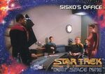 Star Trek Deep Space Nine - Season One Card051