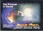 Star Trek Deep Space Nine - Series Premiere Card 35