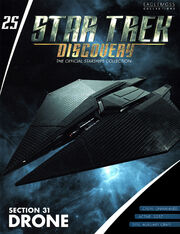 Star Trek Discovery Official Starships Collection issue 25
