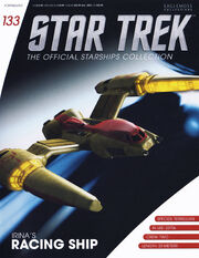 Star Trek Official Starships Collection issue 133