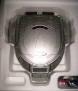 USS Defiant CD player