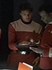 Unteroffizier 4 im Sternenflottenhauptquartier 2286