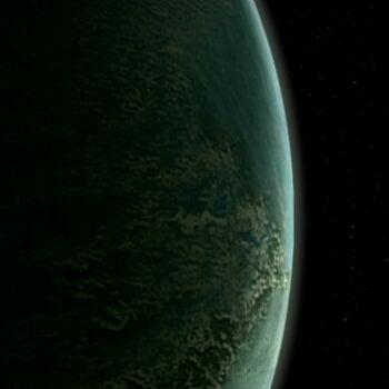 Avery III from orbit