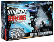 Wizkids STID Connect With Pieces Puzzle Building Game