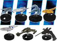 Wizkids Star Trek Tactics IV ship promos