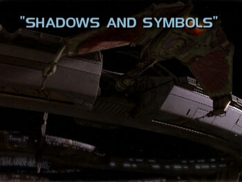 Shadows and Symbols title card