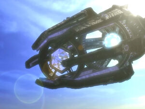 Krenim weapon ship 1