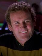 Miles O'Brien 2369 Sternzeit 46043