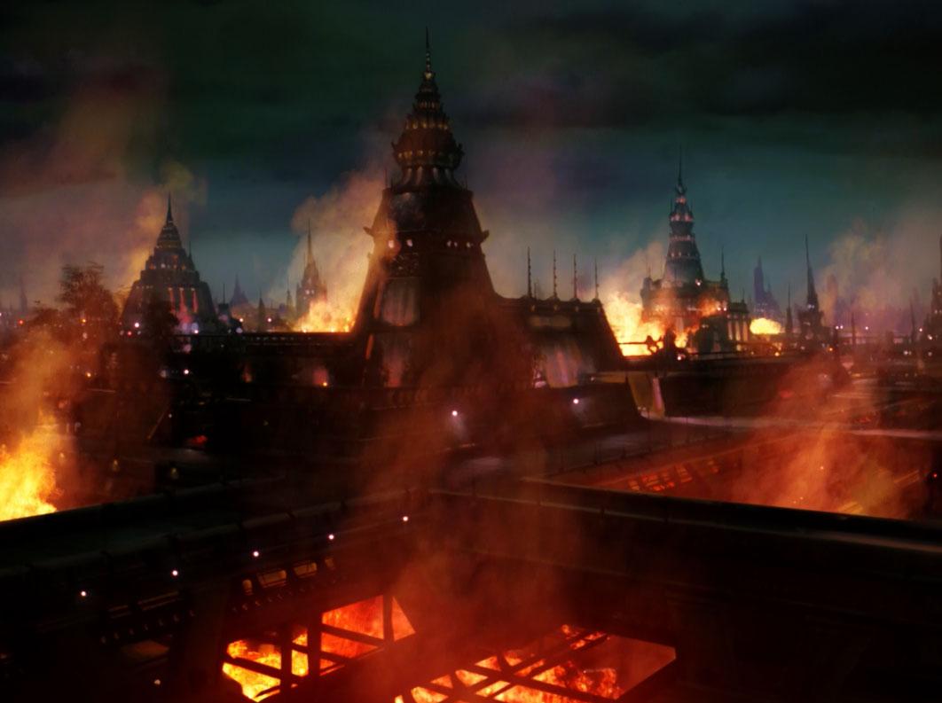 Redemption II (episode) | Memory Alpha | FANDOM powered by Wikia