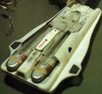 SD-103 model, ventral side