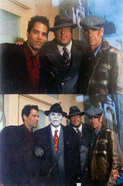 Storm Front actors