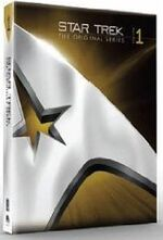 TOS-R Season 1 DVD slimline cover