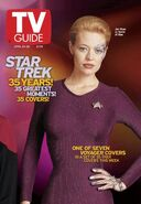 TV Guide cover, 2002-04-20 c22