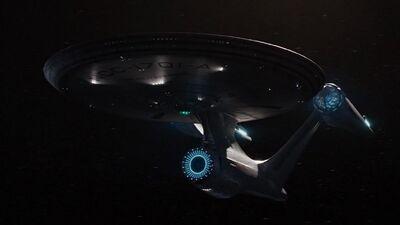 Enterprise-A 2263