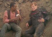 Jake Sisko and Burke