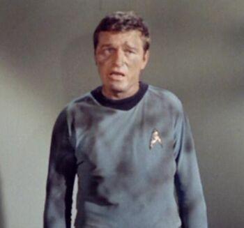 ... as Lt. Kelowitz